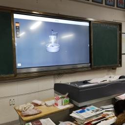 江苏省赣榆一中物理课堂中NB软件的使用