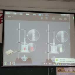 用N0B00k模拟实验上课,形象有趣,学生好喜欢