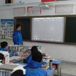 我在淮北市实验高级中学使用NB物理实验软件上课